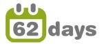 Read 62days.com Reviews