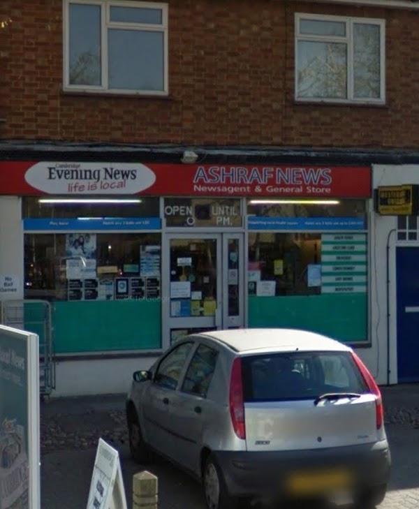 Read Ashrif News, Cambridgeshire Reviews