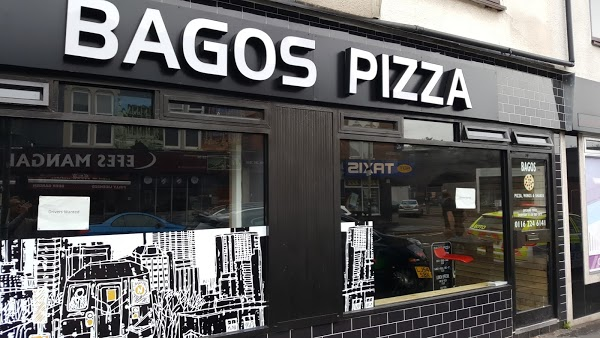 Read Bagos Pizza, Leicester Reviews