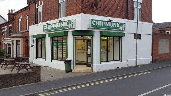 Read Chipmunk Fish & Chips, Merseyside Reviews