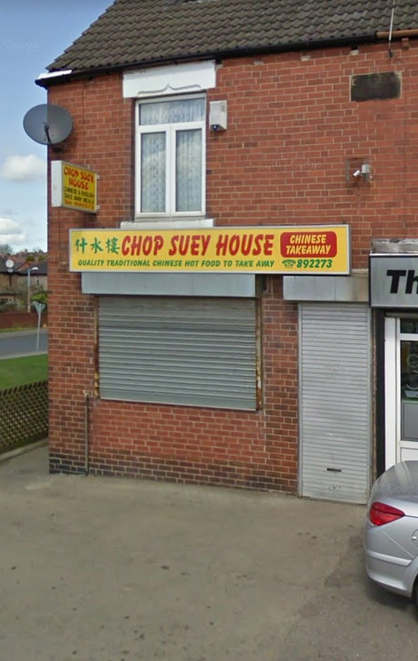 Read Chop Suey House, South Yorkshire Reviews