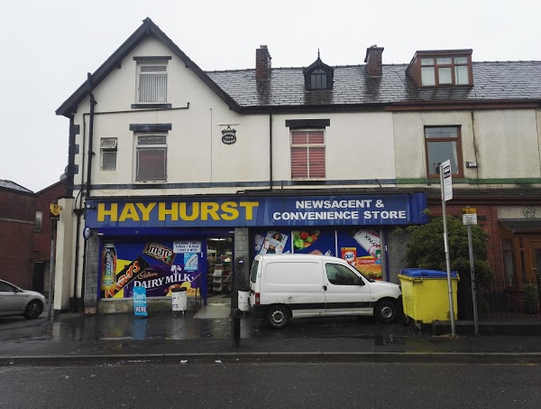 Read Hayhursts Newsagents, Greater Manchester Reviews