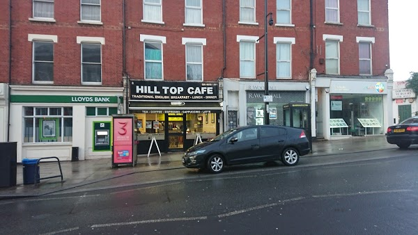 Read Hill Top Cafe, Greater London Reviews