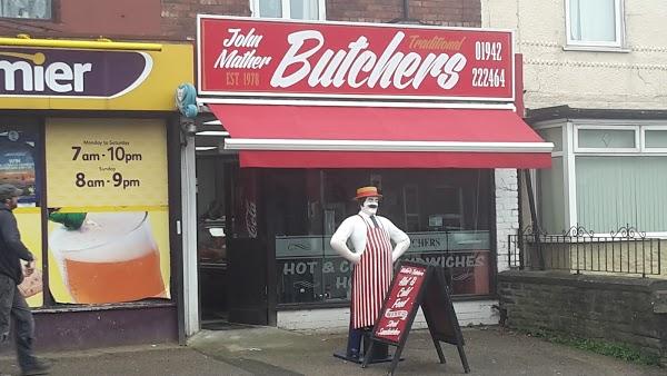 Read John Mather Butchers(Pemberton), Greater Manchester Reviews