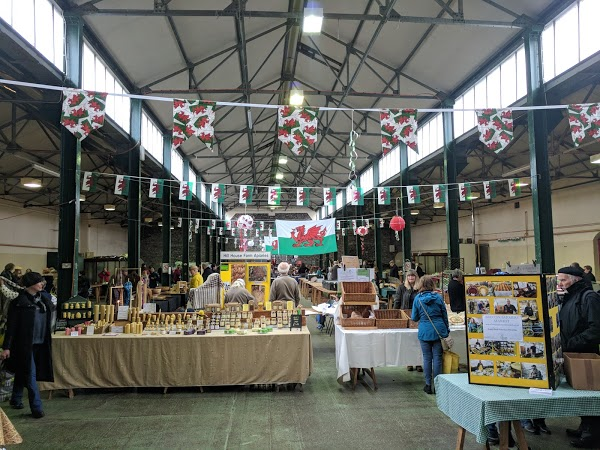 Read Market Hall, Powys Reviews