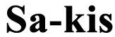 Read Sa-kis Reviews