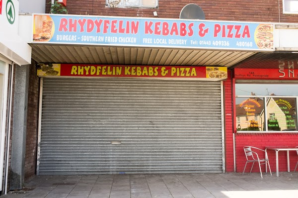 Read Rhydyfelin Pizza & Kebab House, Rhondda Cynon Taff Reviews