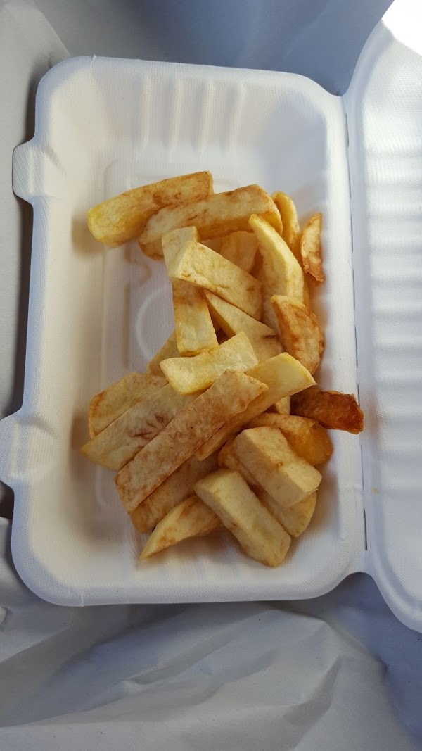 Read SGF FISH & CHIPS At Westmoor, Tyne And Wear Reviews