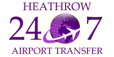 Read 247 Heathrow Airport Transfer Reviews