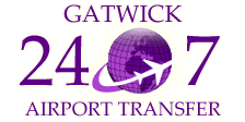 Read 247 Gatwick Airport Transfer Reviews