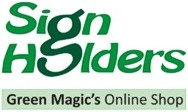 Read Sign-Holders by Green Magic Reviews