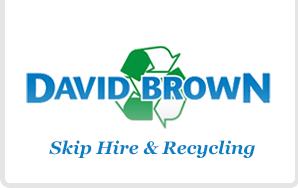 Read David Brown Skip Hire Reviews