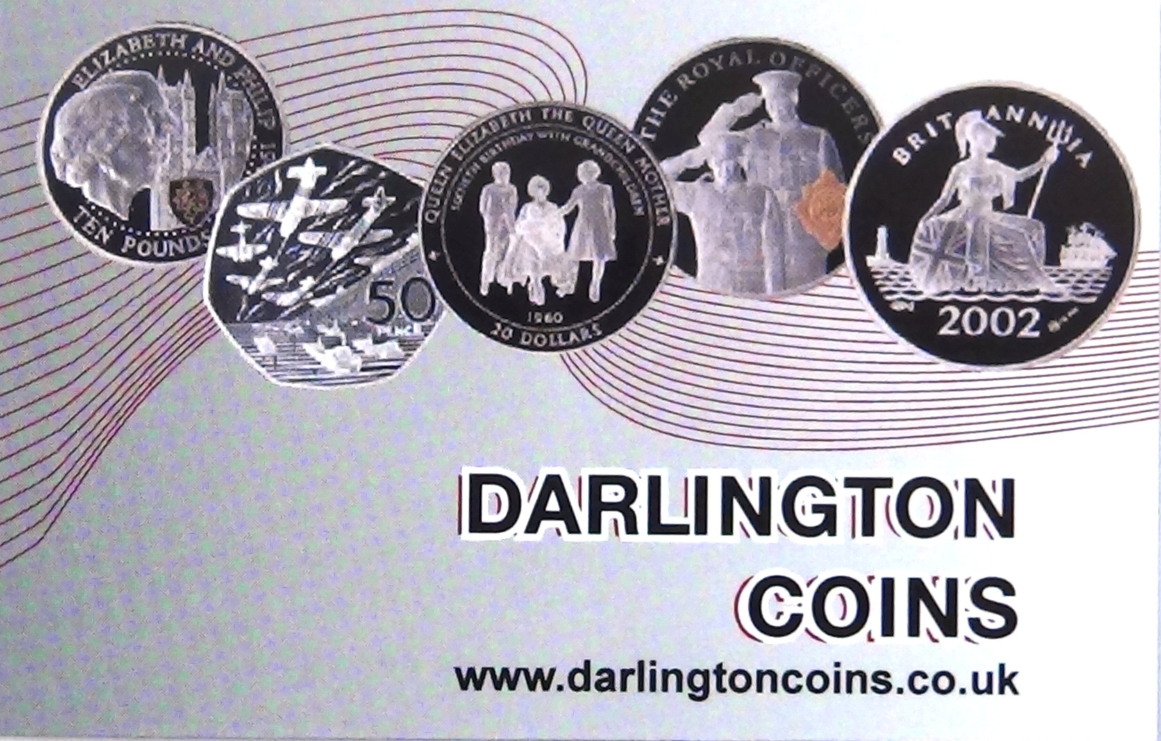 Read Darlington Coins Reviews