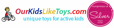 Read Our Kids Like Toys Reviews