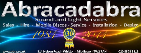 Read Abracadabra Sound & Light Services Reviews