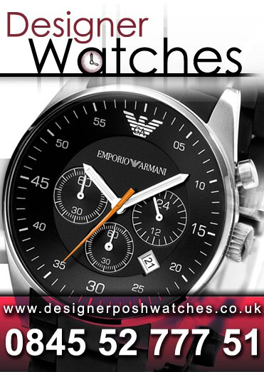 Read Designer Posh Watches Reviews