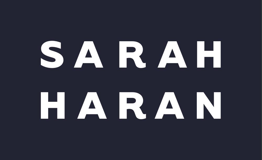 Read Sarah Haran Reviews
