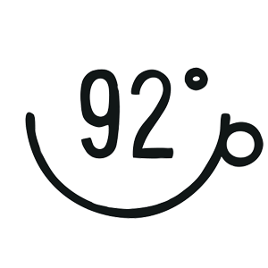 Read 92 Degrees Reviews