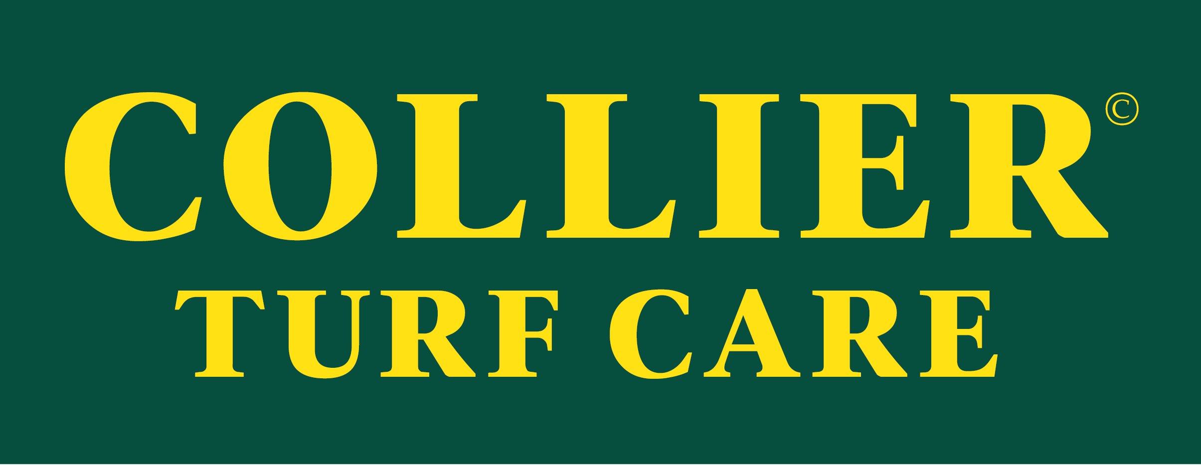 Read Collier Turf Care Reviews