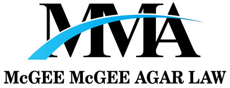 Read McGee McGee Agar Law Reviews