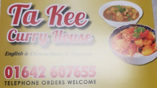 Read Ta-kee Curry House, Stockton-on-Tees Reviews