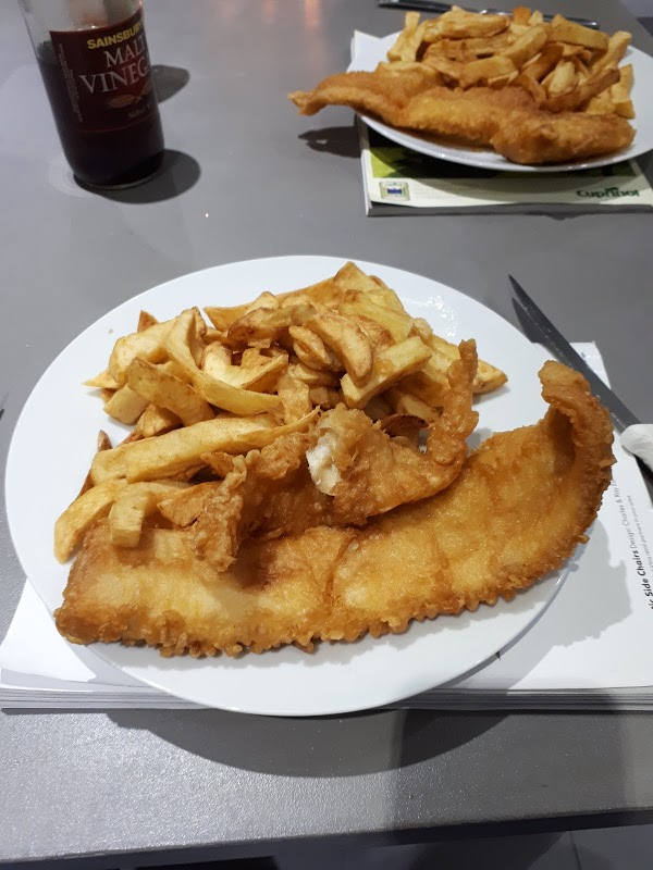 Read Traditional Fish And Chips, Greater London Reviews
