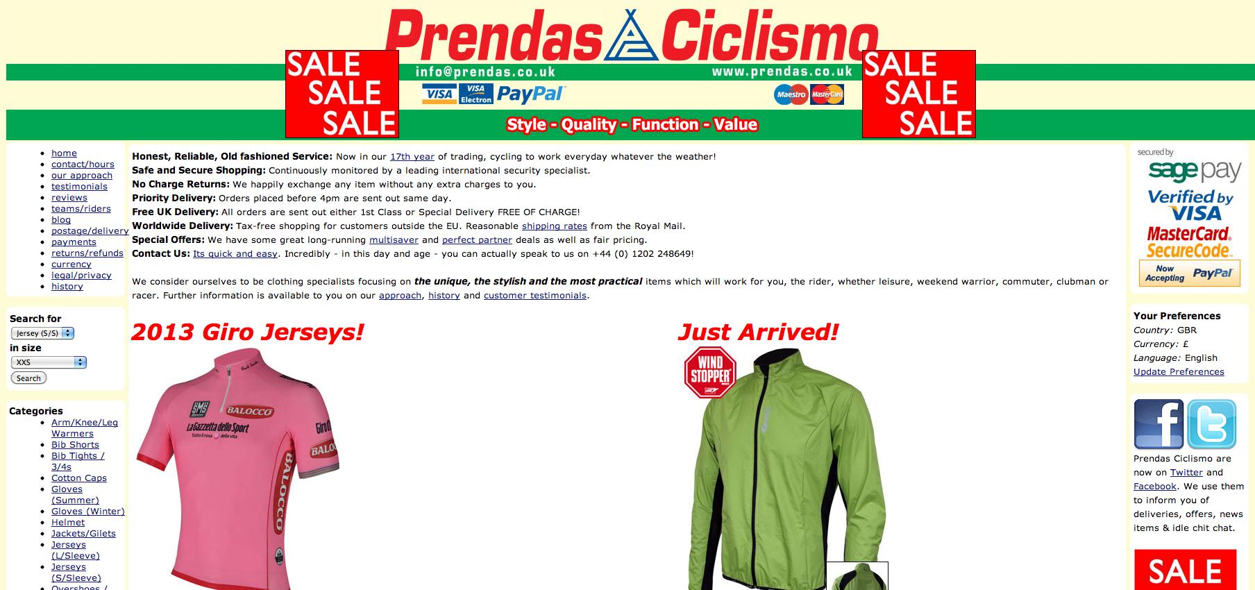 Read Prendas Ciclismo Reviews